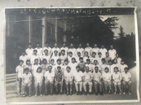 1985年山东省第五期化验员培训班山大班结业师生合影