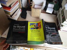 Asian-Counsel In-House Handbook :The Essential In-House Resource 2004.2005.2006(2册合售)