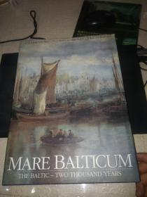 MARE BALTICUM (8开硬精装画册彩色插图)英文原版(签赠本详见书影)