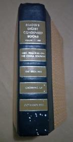 1983年英文原版读者文摘精华卷精装一厚册