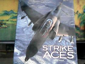 STRIKE ACES   8开 硬精装