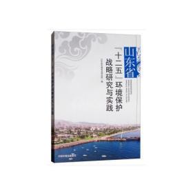 山东省十二五环境保护战略研究与实践