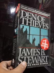 Den of Thieves 作者 : Den of Thieves 英文原版