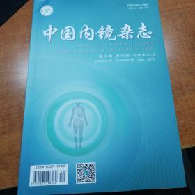 中国内镜杂志2018年第12期