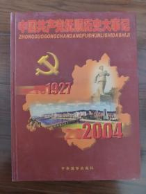 中国共产党抚顺历史大事记
