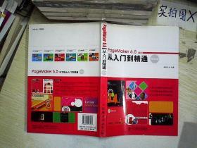 PageMaker 6.5中文版从入门到精通精彩版(精彩版)附光盘
