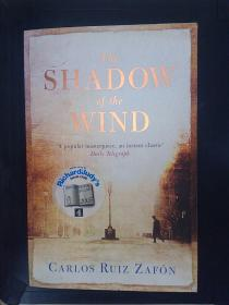 The Shadow of the Wind Carlos Ruiz Zafón(详见图)