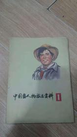 中国画人物技法资料 1 (全24张)