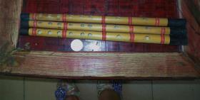G调竹笛3支