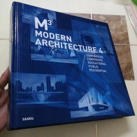 外文原版書 M3 MODERN ARCHITECCTURE 4