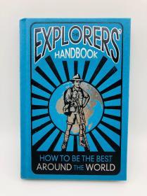 The Explorers Handbook 英文原版《探索者手册》