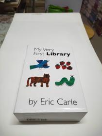 进口原版 My Very First Library 我的第一个图书馆4册装