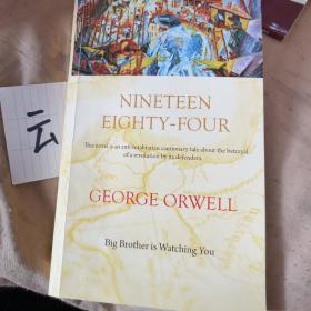 NINETEEN   EIGHTY-FOUR    GEORGE   ORWELL乔治·奥威尔