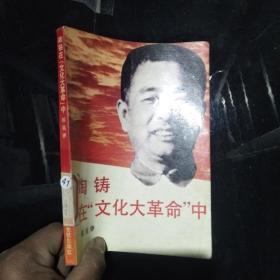 """陶铸在""""文化大革命""""中"""