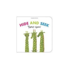 Hide and Seek 找找看(五味太郎)
