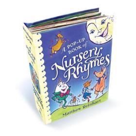 A Pop-Up Book of Nursery Rhymes经典儿歌立体书