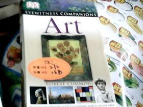 EYEWITNESS COMPANIONS: Art 目击者文化指南:艺术(铜版彩印,软精装)