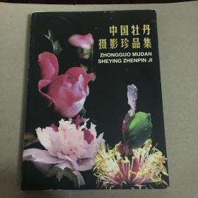 中国牡丹摄影珍品集