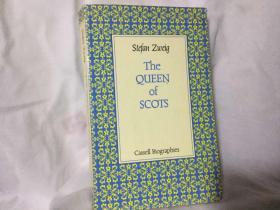 茨威格传记 玛丽·斯图亚特 queen of scots