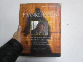 MARY SHELLEYS FRANKENSTEIN(科学怪人)大16开