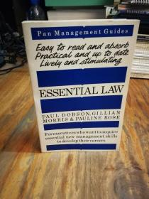 Essential Law (Management Guides)