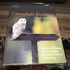 CANADIAN BUSINESS AND THE LAW(FIFTH EDITION)