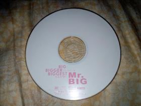Mr Big大先生乐队 CD