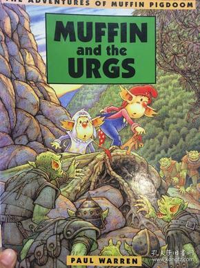 小萌矮人 Muffin and the Urgs