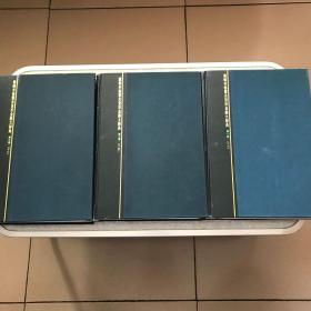 新帕尔格雷夫货币金融大辞典全三卷精装