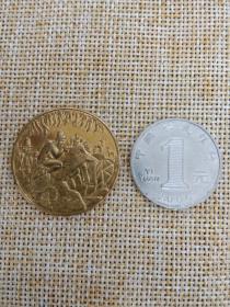 铜币 硬币 纪念币 德国 IHM