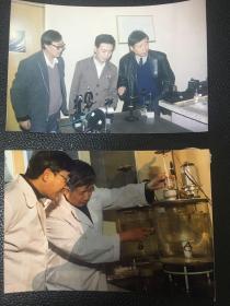 老照片:中科院院士、山东大学原副校长蒋民华教授
