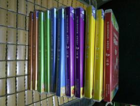 幼儿园早期阅读课程 幸福的种子DVD/CD:小班上下,中班上下,大班上下(全12盒)每个班4DVD/2CD 缺小班上(一小盒1张CD)11盒合售