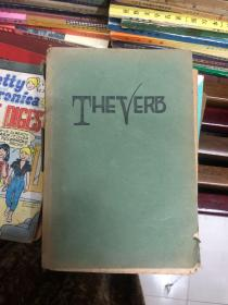 THE VERB  英文动词 (馆藏)