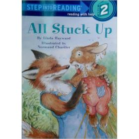 Step into Reading All Stuck Up[狐狸和兔子的故事]