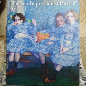 the neo-impressionist portrait