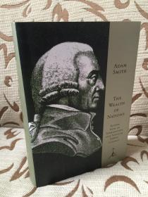 The wealth of nations by Adam Smith -  亚当 斯密 国富论- 现代文库精装本