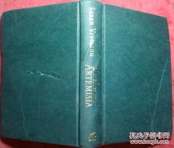 英文原版书The passion of Artemisia  精装正版