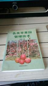 各类苹果园管理技术
