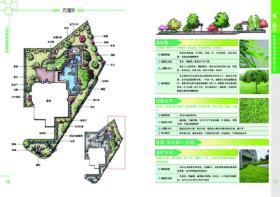 图解庭院种植设计