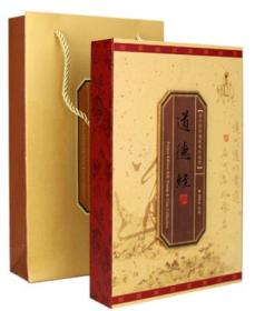 丝绸书—道德经 中国风特色礼品送老外出国商务杭州旅游纪念品特产