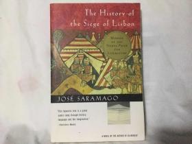英译本  萨拉马戈:里斯本围城史  The History of the Siege of Lisbon
