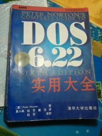 DOS 6.22实用大全:第六版
