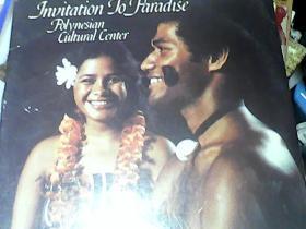 外国老唱片     Jnvitation  Jo Paradise  Polynesian  Cultural  Center看图