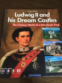 英文原版 Ludwig II and his dream castles