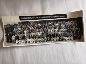 纪念中国少年先锋队建队40周年,中央领导同志会见优秀少先队员和少先队工作者代表合影  大照片一张