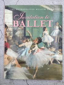 INVITATION TO BALLET 芭蕾舞