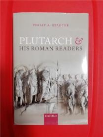 Plutarch and his Roman Readers (普鲁塔克和他的罗马读者)研究文集