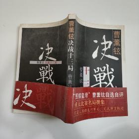 曹薰铉决战十三局