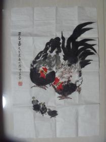 朱一圭 留吉图【戊辰年】