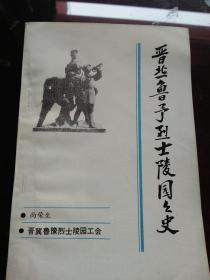 晋冀鲁豫烈士陵园园史